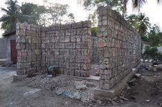 Gabion House in Port au Prince, Haiti