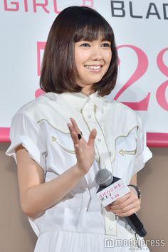 二階堂ふみ Fumi Nikaido Japanese actress ©︎modelpress