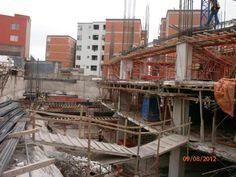Avance de Obra Grand Insurgentes   09/08/2012