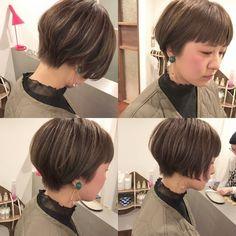 ツーブロック×前下がりショートボブで最高にクールな方程式が完成。 - Yahoo! BEAUTY Dread Hairstyles, Short Hairstyles For Women, Girl Hairstyles, Pixie Cut Color, Pixie Cuts, Cute Bob Haircuts, Shot Hair Styles, Grown Out Pixie, Cut Her Hair