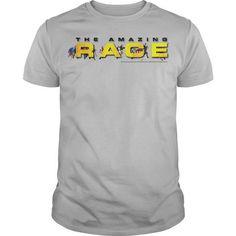 Amazing Race Running Logo T Shirts, Hoodies. Get it now ==► https://www.sunfrog.com/TV-Shows/Amazing-Race-Running-Logo.html?57074 $26
