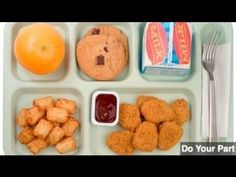 Schools Crack Down on Bringing Known Allergens to Lunch