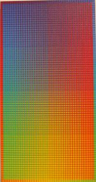 David Richard Gallery Sanford Wurmfeld II-15#1B (V-Y)
