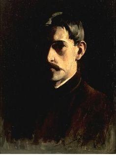 Willard Metcalf                (1858 - 1925)