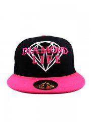 DIAMOND LIFE BRILLIANT SNAPBACK CAP