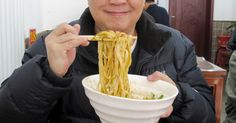 Check out this website, ultimate in how to chinese, and the background music is so soothing while you are cooking -- I always knew my father loved food. I just didn't know he'd been showing hundreds of thousands of people how to cook it.