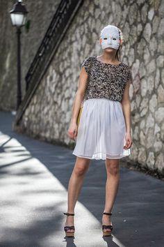 Retrouvez les conseils et les avis de la Blogueuse Une fille, Une mode  sur notre shop!