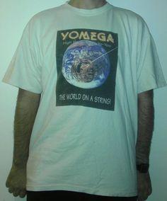 97 - yomega high performace yo-yos fronte