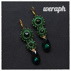 Beads or would: emerald and gold - Project Wedding