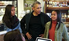 """How Obama explained Trump's win to his daughters   I just really liked this quote: """"...You don't get into a fetal position about it. You don't start worrying about apocalypse. You say, OK, where are the places where I can push to keep it moving forward."""""""