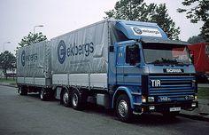 Scania 143M Intercooler 420