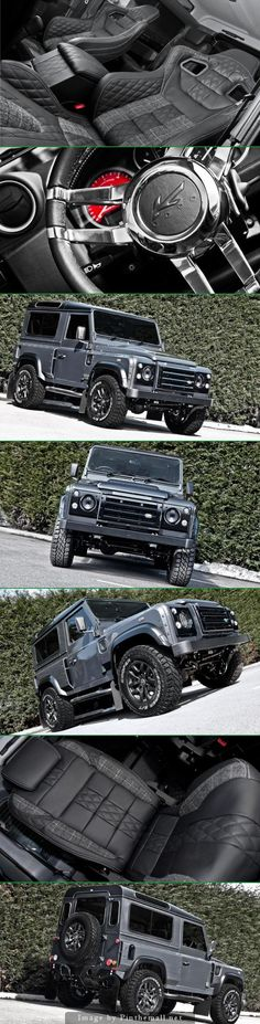 Land Rover Defender XS90 Chelsea.