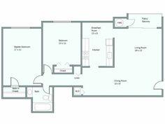 Our Pembridge floor plan!