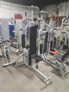 Life Fitness Pro 1 Pec Dec. Commercial Gym Equipment #ad