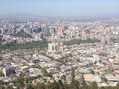 Santiago Paris Skyline, Dolores Park, Travel, Santiago, Patagonia, Viajes, Destinations, Traveling, Trips