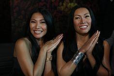 Anggun dévoile sa statue de cire au musée Madame Tussauds