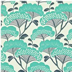 Sanderson Home Wallpaper Tree Tops Collection DMAD212838