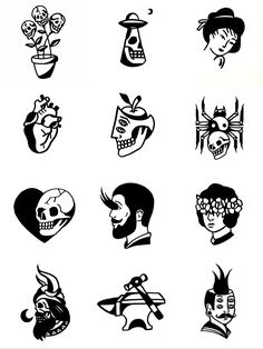 Tattoos for men Mini Tattoos, Black Tattoos, Body Art Tattoos, Small Tattoos, Tattoo Old School, Pretty Tattoos, Cool Tattoos, Tatoos, Tattoo Sketches