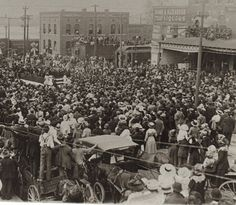 """Theodore Roosevelt's 1912 campaign stop in Fort Smith was """"Progressive"""""""