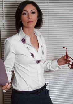 Shirts for success on pinterest cuffs cufflinks and French cuff shirt women