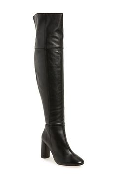1bffbf7f69b Topshop  Collide  Over the Knee Boot (Women) available at  Nordstrom Leather