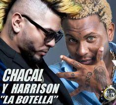 Chacal, Harrison - La Botella