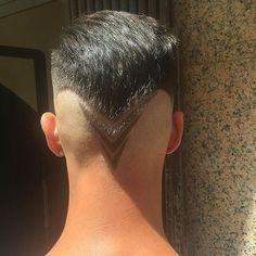 top 50 short men's hairstyles arrow crew fade