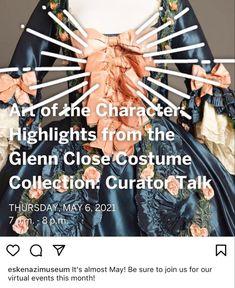 The Glenn, Glenn Close, Costume Collection