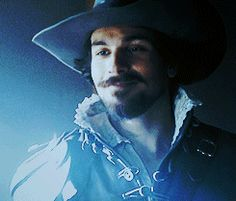 Fan Art of The Musketeers - Aramis for fans of The Musketeers (BBC). A charming fellow. I love him!
