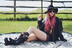 More looks by Amy Valentine: http://lb.nu/amyvalentinex  #bohemian #grunge #vintage