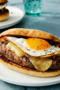 Thanksgiving Breakfast Recipes is a group of recipes collected by the editors of NYT Cooking Breakfast Platter, Breakfast Sandwich Recipes, Toast Sandwich, Banana Yogurt Muffins, Filipino Breakfast, Homemade Hamburger Helper, Homemade Hamburgers, How To Make Breakfast, Morning Food