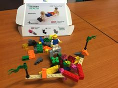 Loving Lego serious play #D4H2015