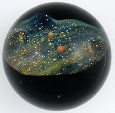 What If This Is A Whole Nother' Universe/Dimension In A Marble¿!?!¿