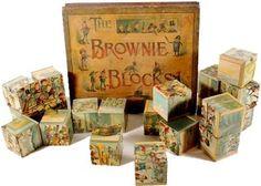 The Brownie Blocks