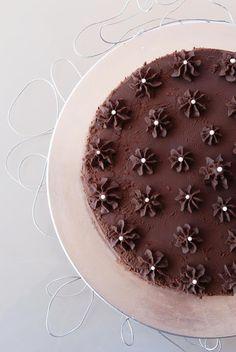 Ganaché de chocolate