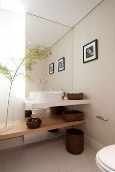 Decorare il bagno con le piante! Ecco 20 idee da cui trarre ispirazione…