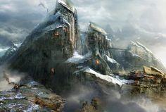 creative director Daniel Dociu Guild Wars 2 Art