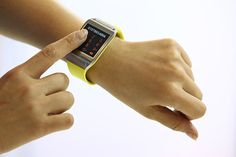 "Samsung's Galaxy Gear beat Apple to the smartwatch market, but reviews have been mediocre. - ""Apple's iWatch Will Need Killer Apps"" - via Bloomberg Businessweek"