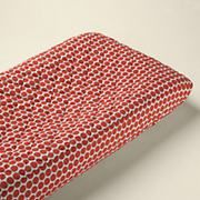 #DiaperscomNursery. Baby Changers: Baby Orange Dot Changing Pad Cover in Changer Pad Cover