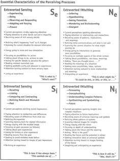 """This is a """"problem-solving"""" review of Linda Berens' self-study booklet """" Dynamics of Personality Type """". To view all diagrams below full-siz..."""