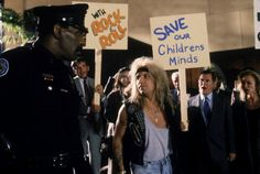 Vince Neil and Bubba Smith in Police Academy City Under Siege Vince Neil, Police Academy, Comedy Films, Tv Shows Online, Warner Bros, Movies To Watch, Picture Photo, Movies And Tv Shows, Movie Tv