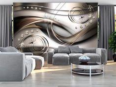 Lehký vánek 3d Wallpaper Mural, Original Wallpaper, Home Wallpaper, Restaurant Design, How To Install Wallpaper, High Quality Wallpapers, Cafe Design, Vintage Design, Wall Murals
