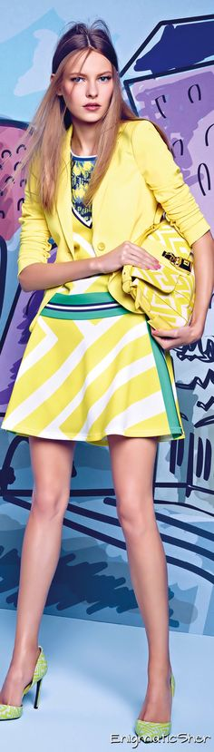 Patrizia Pepe Spring Summer 2015 Ready-To-Wear