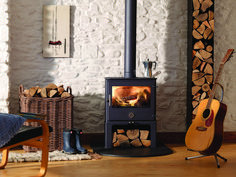 Perfect for cosy nights in infront of the fire the Chili Penguin logburner is an efficent and beautifully designed stove. Pop into our showroom to see it for yourself #fireplace #logburner #woody #chilipenguin #homedecor#stalbans #harpenden Stove Paint, Corner Stove, Cosy Night In, Old Fireplace, Glass Installation, Sit On Top, Stove Oven, Log Burner, Metal Roof