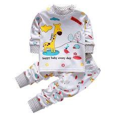 Toddler Funny Pyjama Sets - Many Prints (18M-3T)