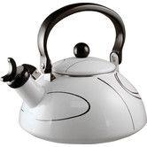 Found it at Wayfair - Corelle Coordinates 2-qt. Whistling Tea Kettle