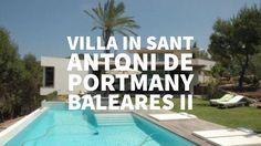 Villa in Sant Antoni De Portmany Baleares II en San Antonio, Ibiza, España
