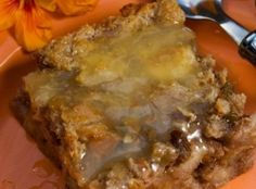 GRANDMA'S BREAD PUDDING Recipe 3 | Just A Pinch Recipes