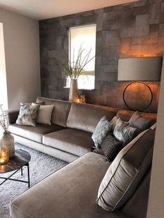 Living Room Decor Cozy, Home Living Room, Apartment Living, Living Room Designs, Home Design Decor, Home Interior Design, House Design, Home Decor, Living Room Inspiration