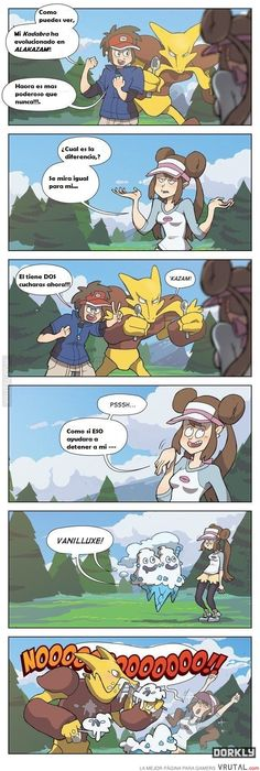 Pokemon now complete with logic. - Funny Pokemon - Funny Pokemon meme - - Pokemon now complete with logic. The post Pokemon now complete with logic. appeared first on Gag Dad. Pokemon Pins, Pokemon Funny, Pokemon Memes, Cool Pokemon, Pokemon Stuff, Alakazam Pokemon, Pokemon Pictures, Funny Pictures, Pokemom Go